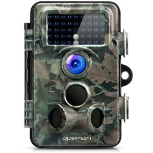 APEMAN Trail Camera 12MP 1080P HD Game & Hunting Camera Review