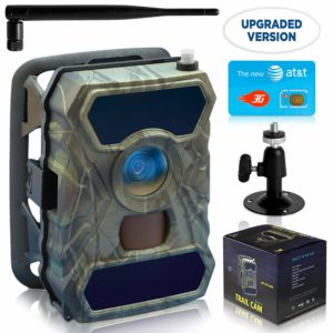 Creative XP 3G Cellular Trail Camera Review