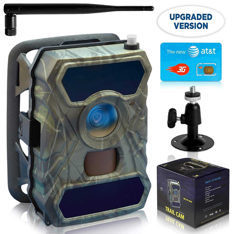 Creative XP 3G Cellular Trail Camera