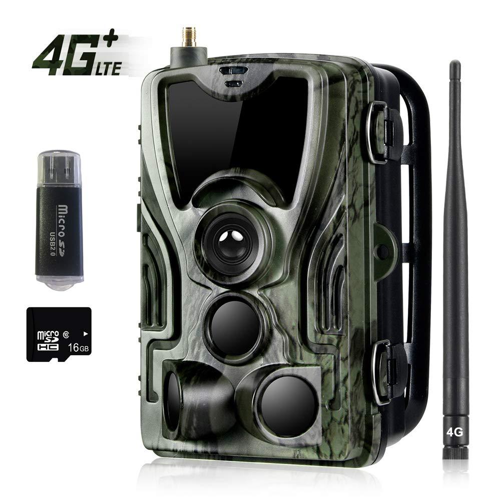 SUNTEKCAM 4G LTE Cellular Trail Camera