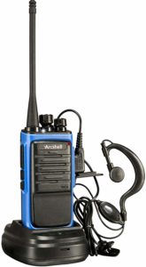 Arcshell AR-6 walkie talkie reviews