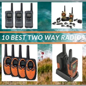 Best Two Way Radios for hunting of 2019