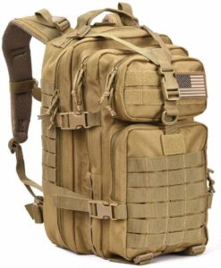 REEBOW GEAR Military Tactical Backpack Reviews
