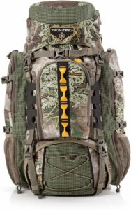 Tenzing 6000 Best Hunting Backpack for elk Hunt Reviews