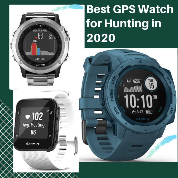 best gps watch for hunting