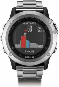 Garmin fenix 3 hr Best GPS watch for hunting