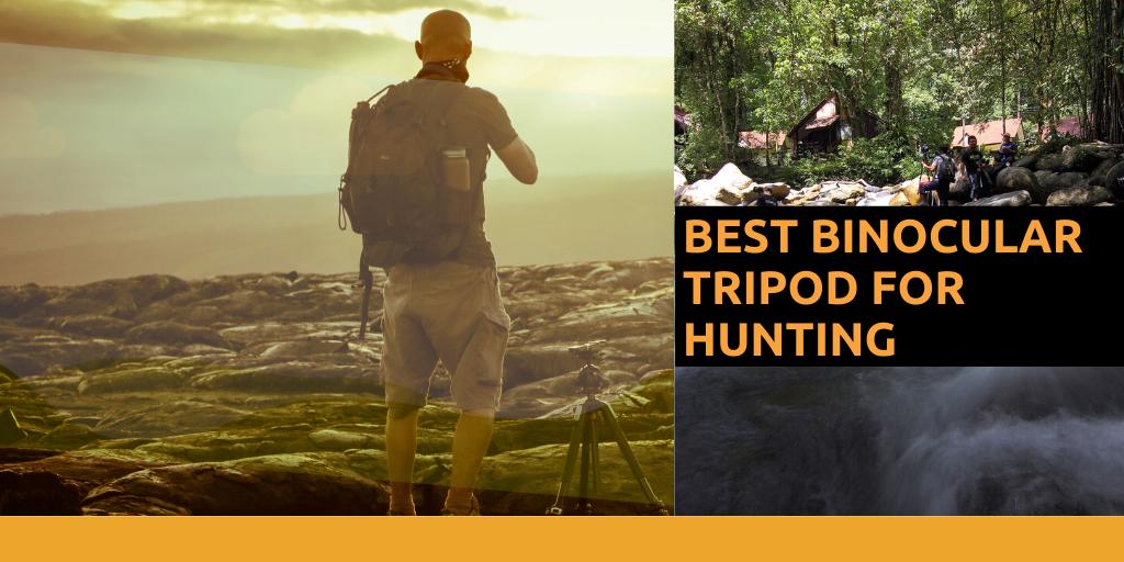 Best Binocular Tripod for Hunting
