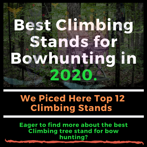 best climbing stands for bowhunting