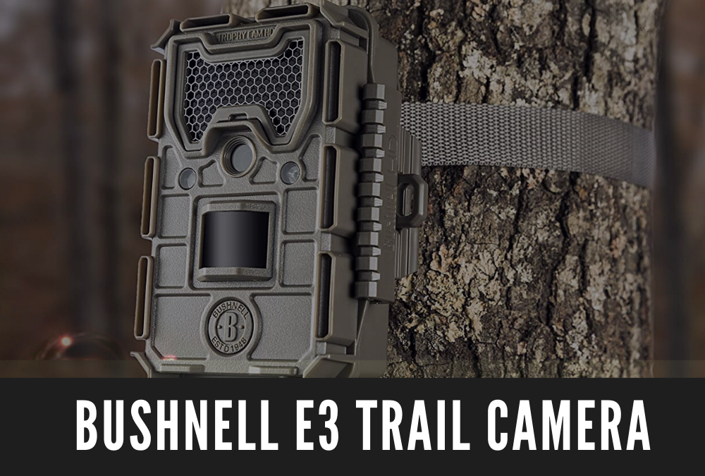 Bushnell E3 Trail Camera Reviews